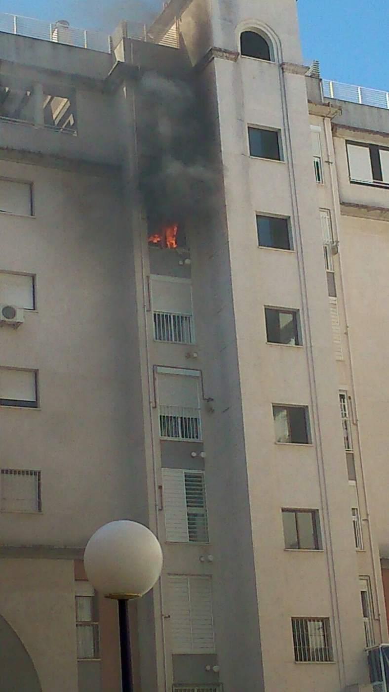 Extinguido el incendio en un piso de siete plantas de - Pisos nuevos en sevilla este ...