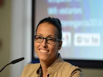 Teresa Perales, nadadora paralímpica española