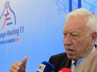 Margallo en el Foro Asia-Europe