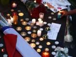 Homenaje víctimas atentado Niza