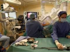 Los robots, presente y futuro de la medicina quirúrgica