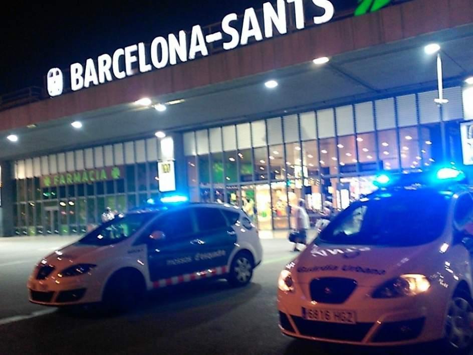 Ataque islamistas en Barcelona