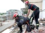 Bomberos De Cartagena En El Terremoto De Lorca