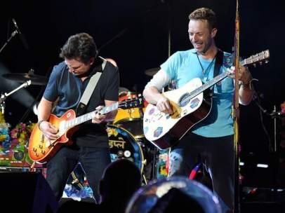 Michael J. Fox y Coldplay