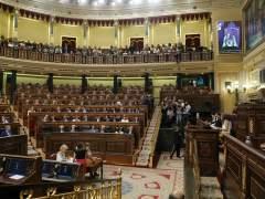 El Congreso gastó casi 700.000 euros en viajes con las Cortes disueltas
