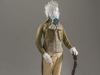 300 años de moda para hombre