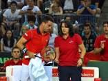 Roberto Bautista Conchita Martínez Copa Davis
