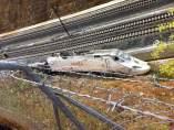 Accidente de tren Alvia en Angrois (Santiago de Compostela)