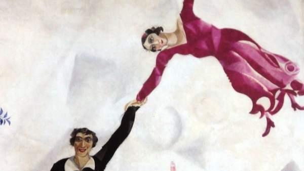 'Promenade', de Marc Chagall