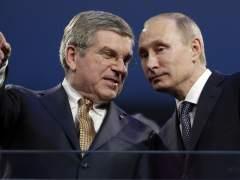 El COI no excluye a Rusia de los Juegos Olímpicos de Río