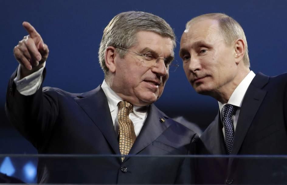 El COI permitió que Rusia participe de los Juegos Olímpicos