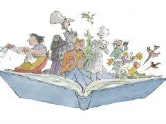 El ilustrador que puso cara a los personajes de Roald Dahl