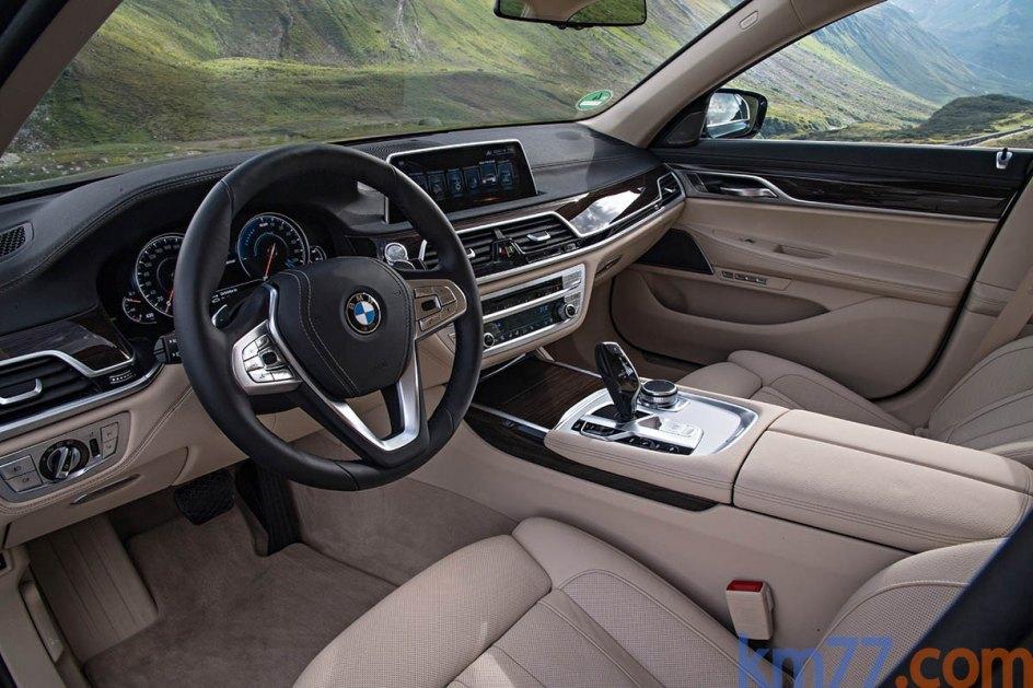 Así es el interior del nuevo BMW