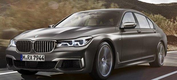 VERSIÓN DEL BMW SERIE 7