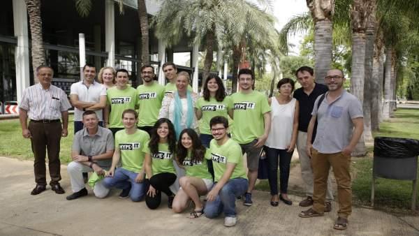 UPV presenta un kit para mejorar plantas