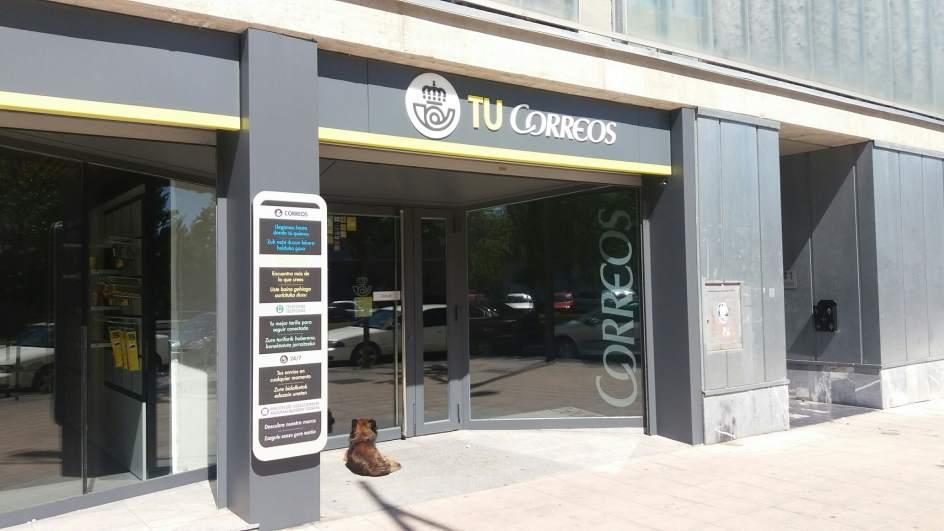 Correos finaliza la transformaci n de su oficina de for Correos es oficina virtual