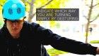 Luces intermitentes en el casco inteligente CLASSON