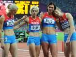 Atletas rusas