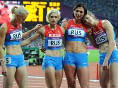 El atletismo ruso se queda fuera de los Juegos de Río