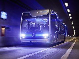 Mercedes-Benz Future Bus, el autobús autónomo del futuro