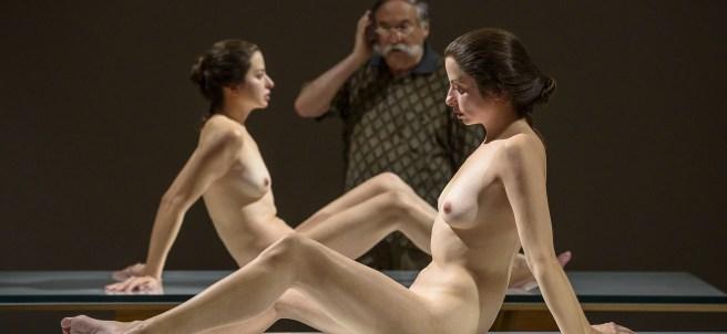 ¿Seres humanos o esculturas?