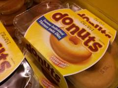 Donuts, Panrico, bollería, dulces,