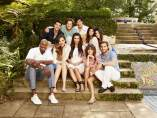 La familia Kardashian