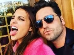 Paula Echevarría y David Bustamante cumplen diez años de casados