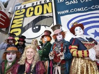 La Comic-Con 2016 abre sus puertas a los héroes