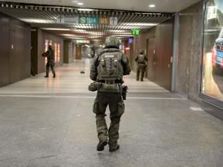 Varios muertos en un tiroteo en un centro comercial en Múnich