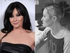 Shannen Doherty publica unas duras imágenes de su lucha contra el cáncer