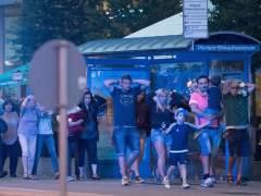 """Españoles en Múnich: """"Pensamos que era un atentado, todo era una locura y pánico"""""""