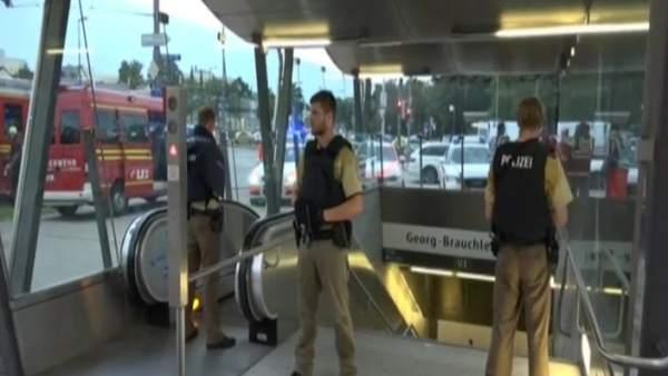 Un joven de origen iraní, único autor del tiroteo en Múnich