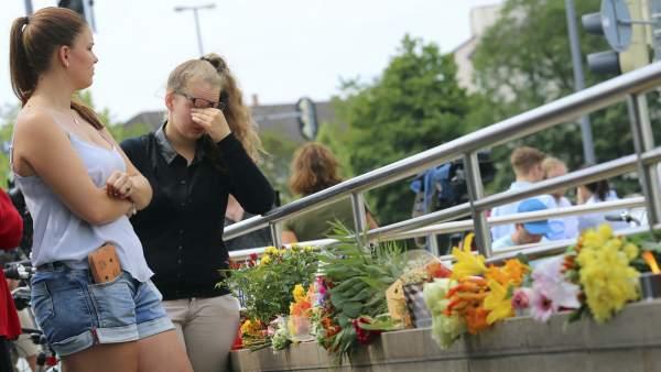 Lloran a las víctimas de Múnich