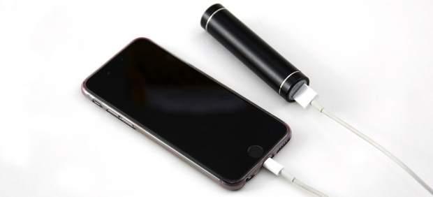 Cargador del móvil