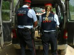 Detenidos tres falsos Mossos por robar en autopistas