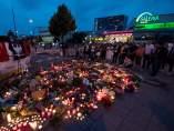 Vigilia por las víctimas de Múnich