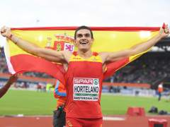 Bruno Hortelano renuncia a los campeonatos de España
