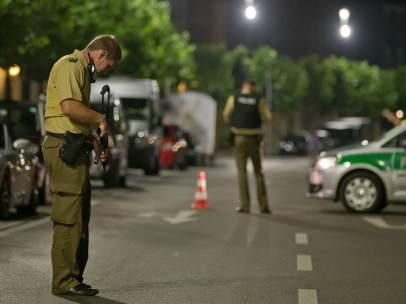 Explosión en Anbach, Alemania
