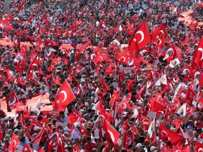 La oposición en Turquía