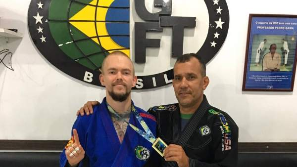 El luchador de jiu-jitsu neozelandés Jason Lee denuncia que policías de Río de Janeiro lo secuestraron