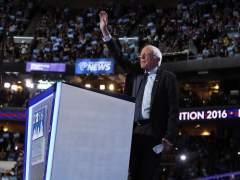 Sanders urge a sus delegados y a sus seguidores a apoyar a Clinton
