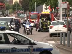 Un muerto y un herido grave en un ataque yihadista en Normandía