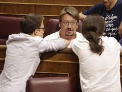 EnComúPodem renuncia a grupo parlamentario separado de Unidos Podemos