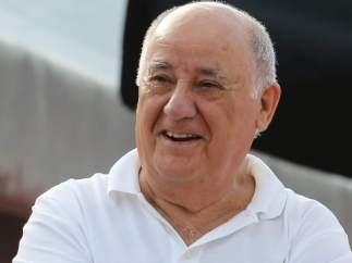 Amancio Ortega recibirá este año 1.256 millones en dividendos de Inditex