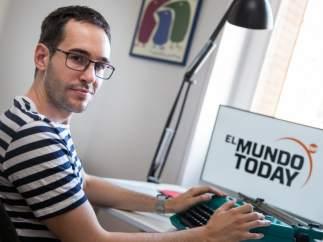 Xavi Puig, de 'El Mundo Today'.