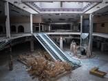 Dead Mall, 1975 erbaut – 2008 geschlossen, Ohio, USA