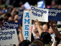 Hillary Clinton hace historia como primera mujer candidata a la Presidencia de EE UU