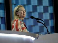 """Meryl Streep se sentiría """"halagada"""" de interpretar a Clinton"""