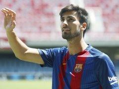 André Gomes explica que eligió al Barça por su personalidad y filosofía